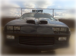 Rockjay81s 1984 Chevrolet Camaro