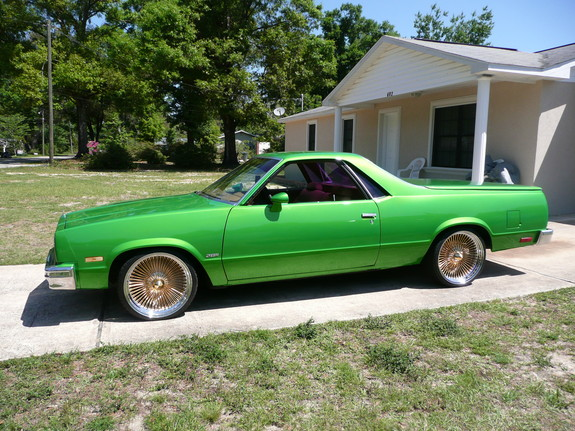 twisted2ll 1983 Chevrolet El Camino 11753680