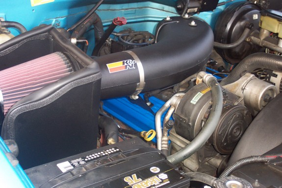 Cold Air Intake For Chevy Silverado 1500 >> 95ramairchevy 1995 Chevrolet Silverado 1500 Regular Cab Specs