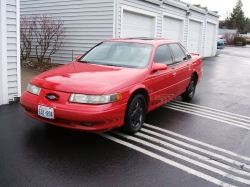perfordmances 1994 Ford Taurus
