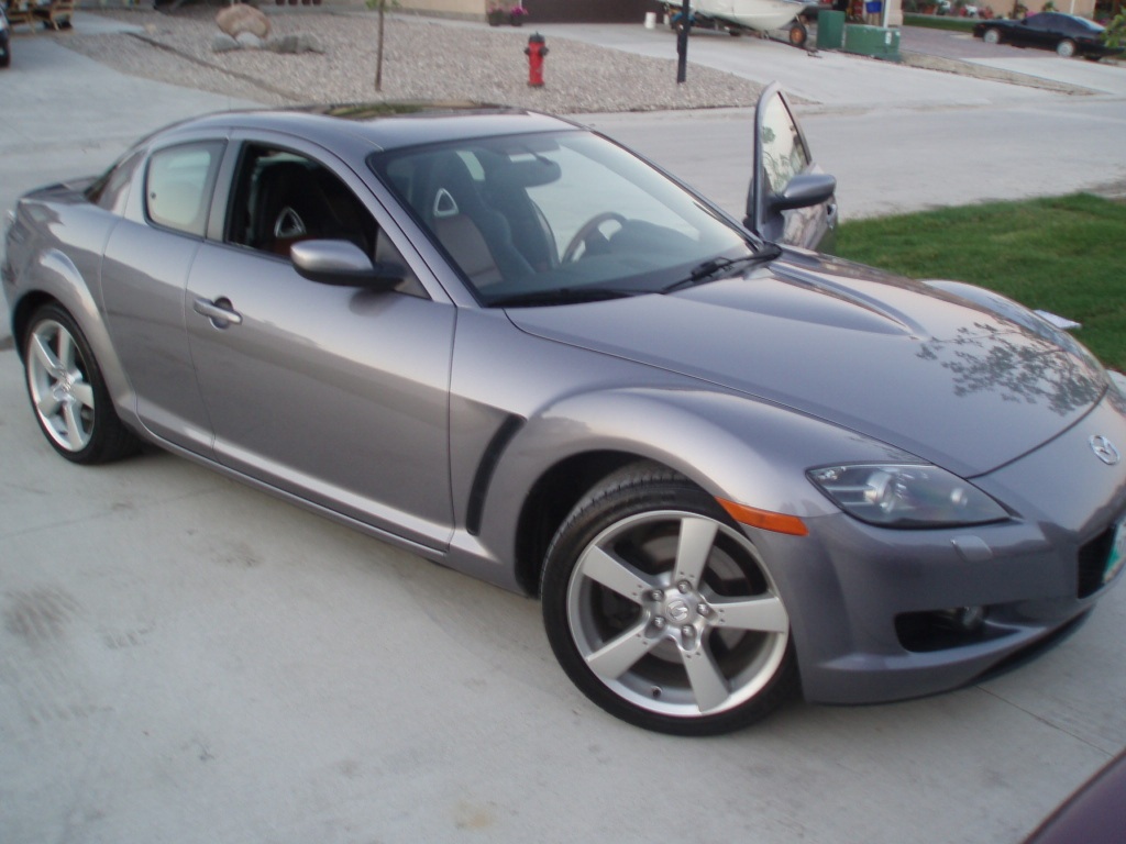 goldy singh 2004 mazda rx 8 specs photos modification info at cardomain. Black Bedroom Furniture Sets. Home Design Ideas