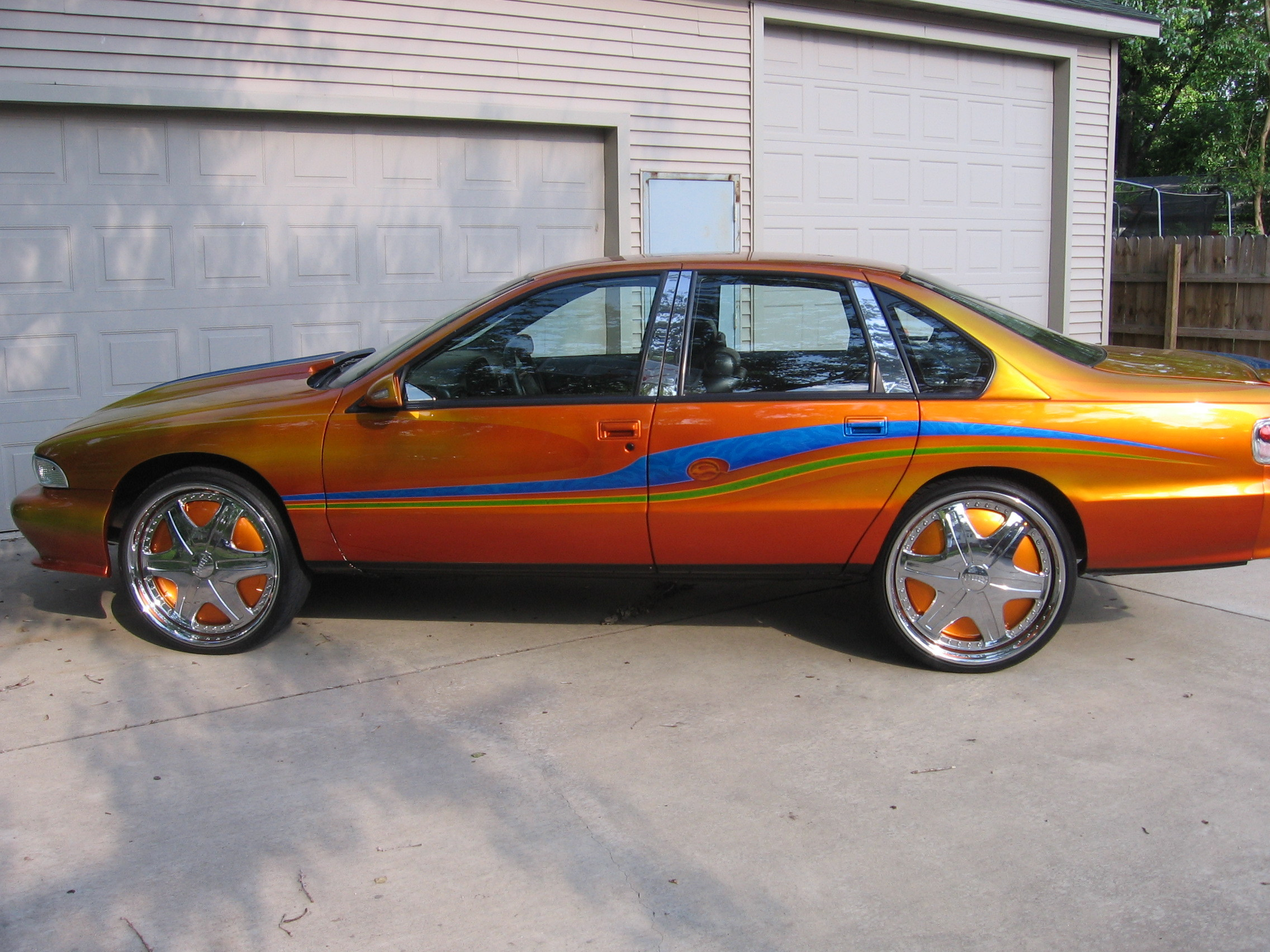 Image gallery 94 chevy caprice