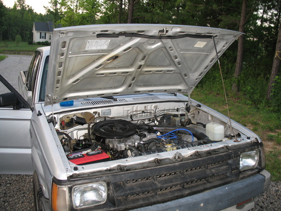 Another xulf13 1987 Mazda B-Series Cab Plus post... - 11756467