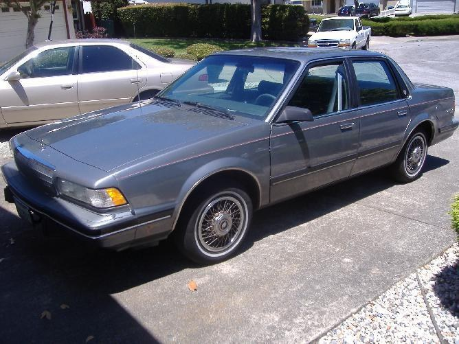 PurpleThang5 1991 Buick Century 12262997