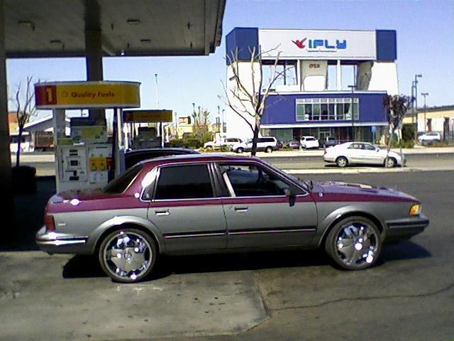 PurpleThang5 1991 Buick Century 12263001