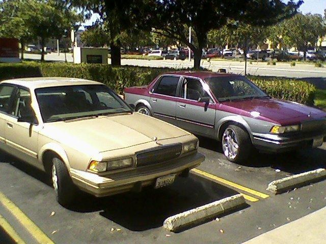 PurpleThang5 1991 Buick Century 12263005