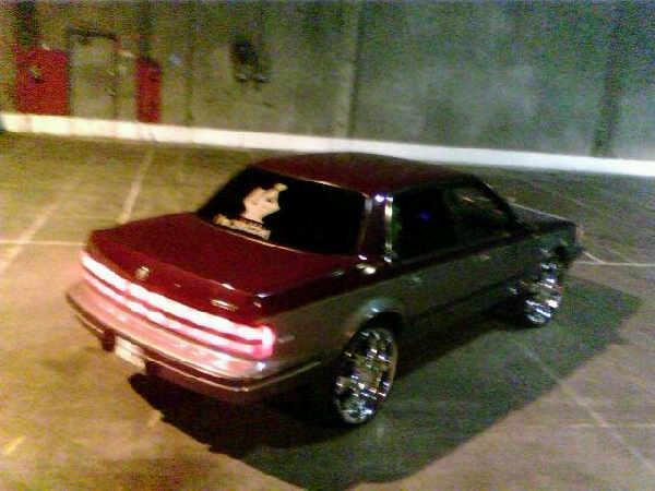 PurpleThang5 1991 Buick Century 12263019