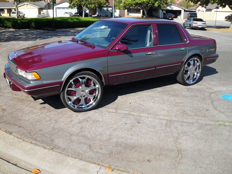 PurpleThang5's 1991 Buick Century