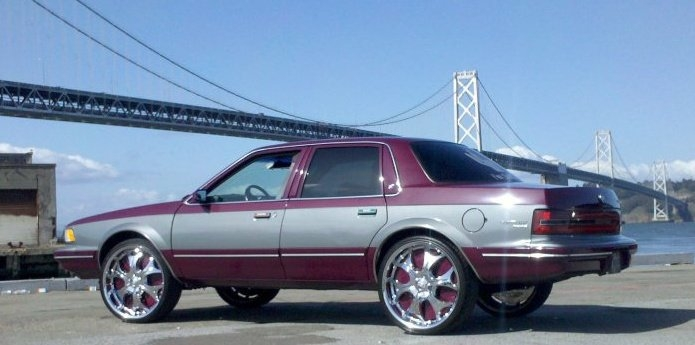 PurpleThang5 1991 Buick Century 12263037