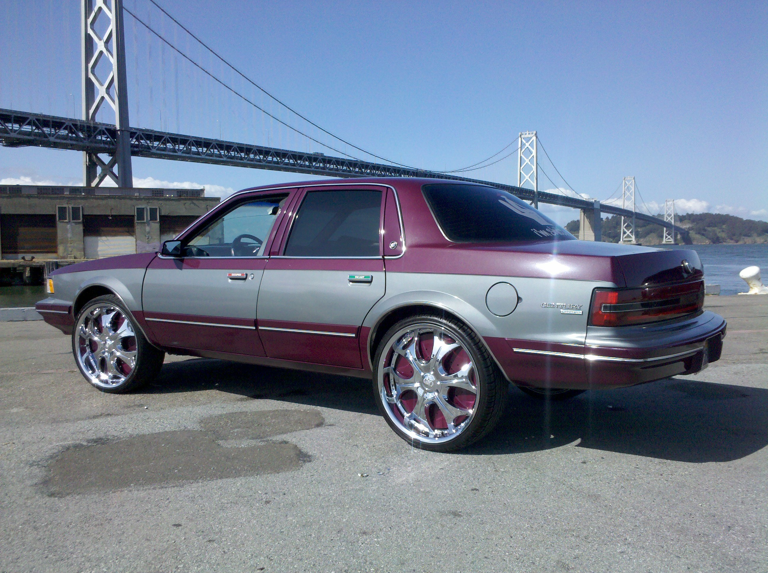 PurpleThang5 1991 Buick Century 12263041