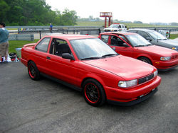 llaprad1s 1991 Nissan Sentra