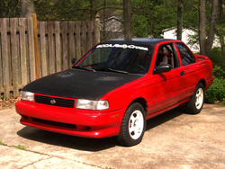 llaprad1s 1993 Nissan Sentra