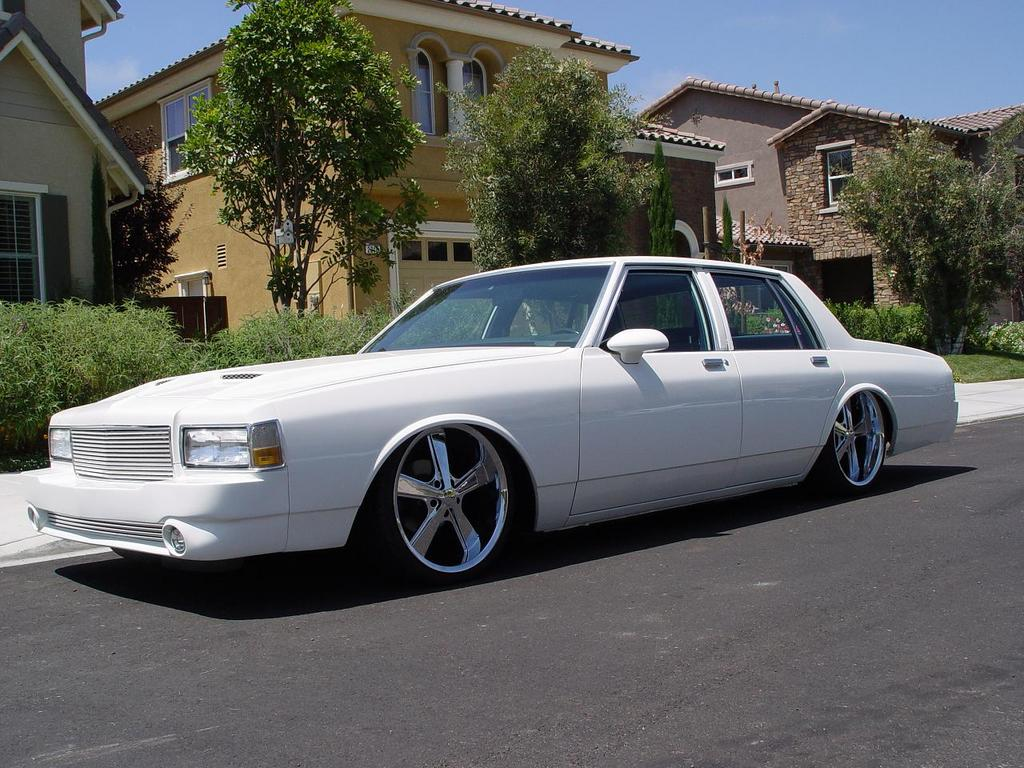 Sick89box 1989 Chevrolet Caprice Specs Photos