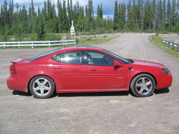williamgt 2008 pontiac grand prix specs photos modification info at cardomain. Black Bedroom Furniture Sets. Home Design Ideas