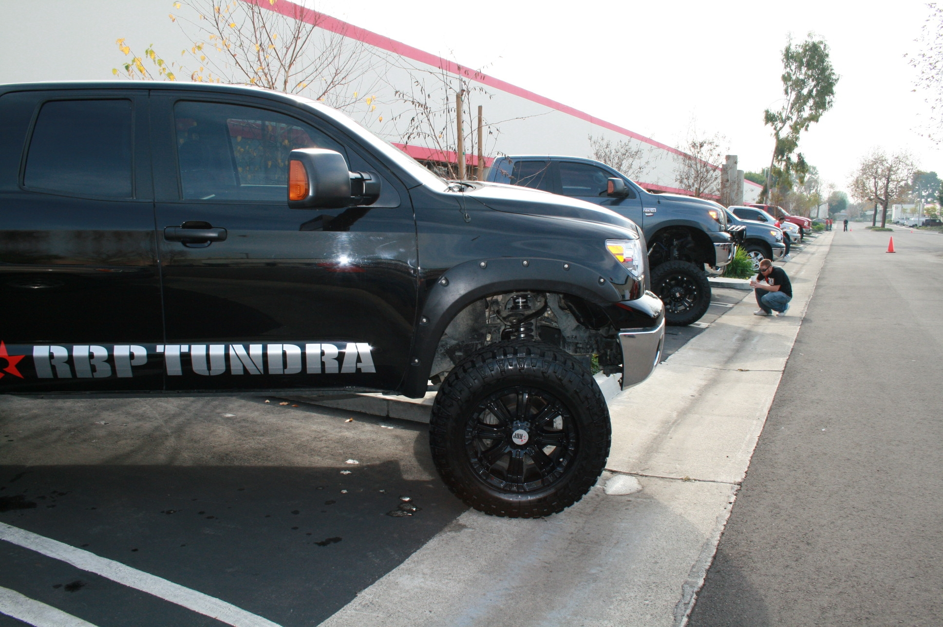 Another BIGBLACKTUNDRA 2007 Toyota Tundra Access Cab post... - 11759442