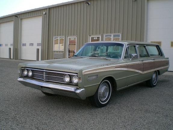 MartinMerc's 1966 Mercury Colony Park