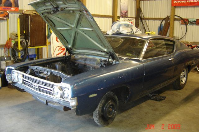 Wrackcrawler 1968 Ford Torino Specs Photos Modification