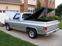 79Silver_Bullets 1979 Chevrolet Silverado 1500 Regular Cab