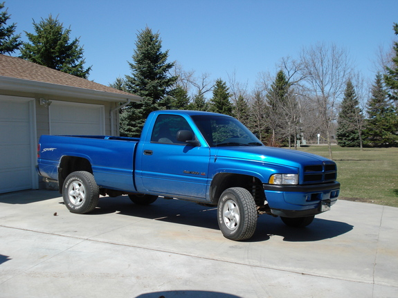 bigwing 1998 dodge ram 1500 regular cab specs photos modification info at cardomain. Black Bedroom Furniture Sets. Home Design Ideas