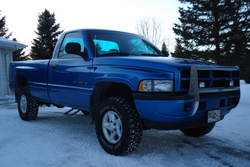 bigwings 1998 Dodge Ram 1500 Regular Cab