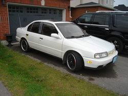 svtbird1992s 1995 Infiniti G