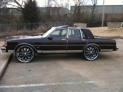 78impalabois 1987 Chevrolet Caprice Classic