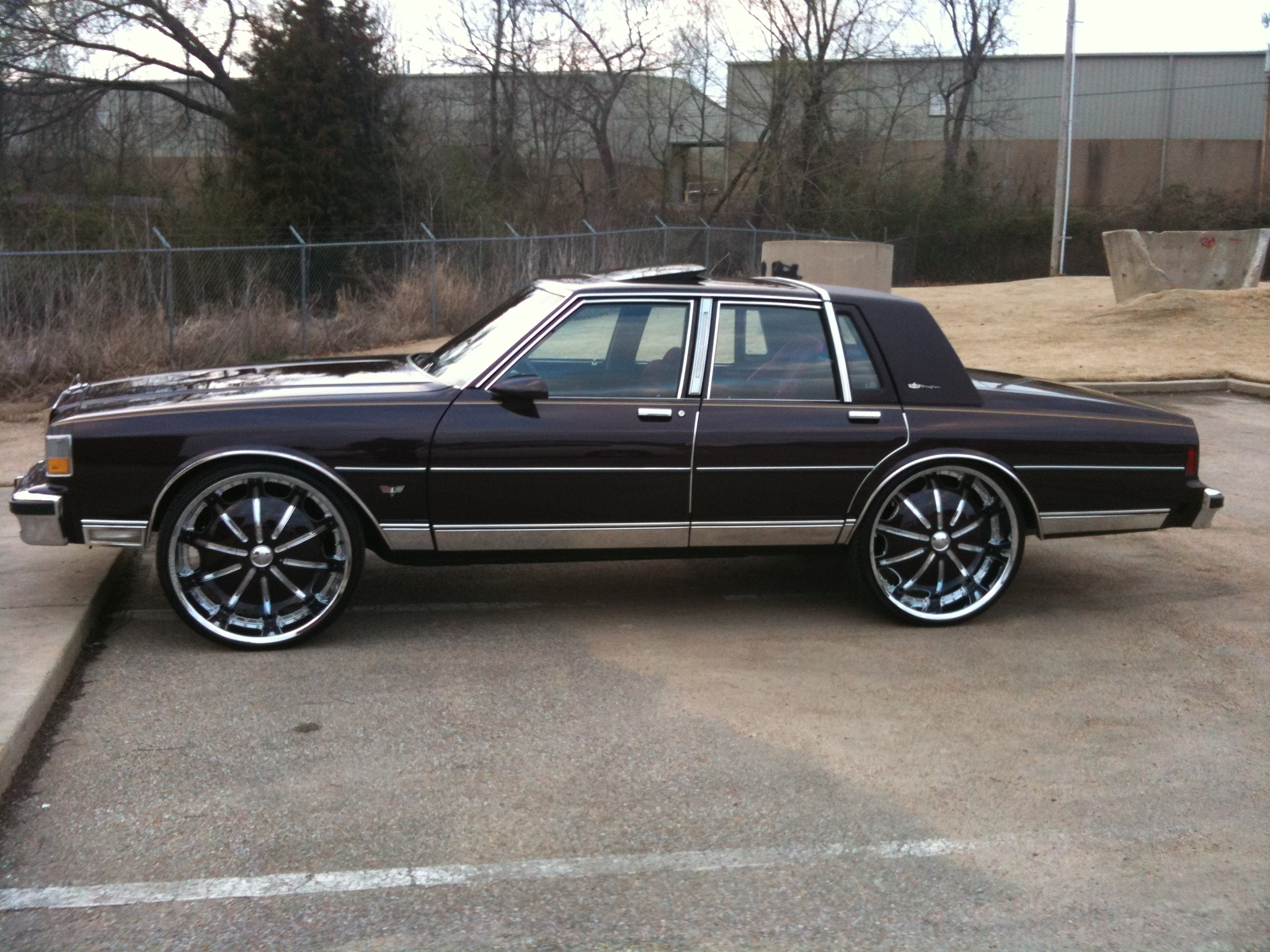 Another 78impalaboi 1987 Chevrolet Caprice Classic post... - 11761911