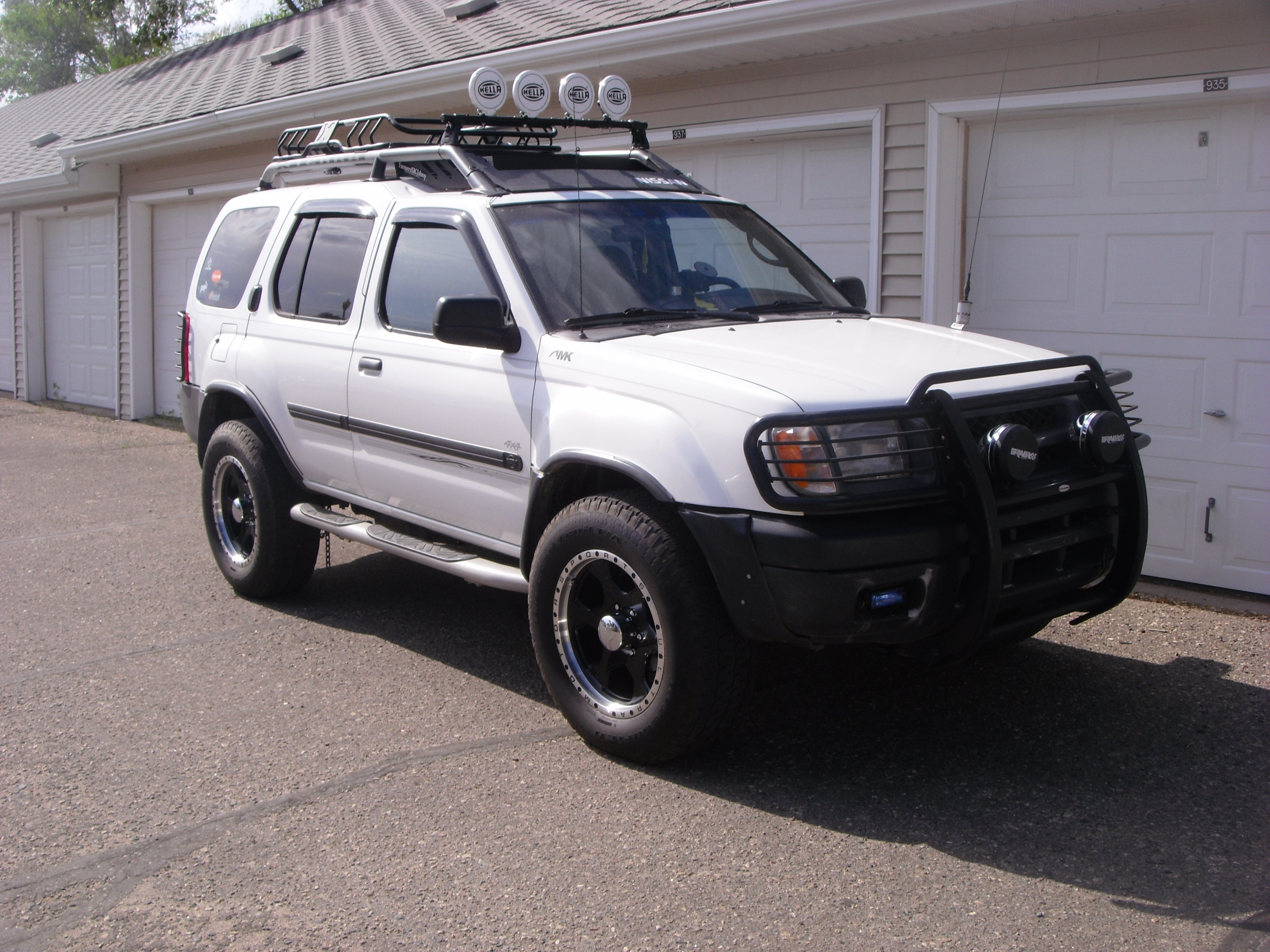 dmanisgnarly 2001 Nissan Xterra Specs, Photos, Modification Info at