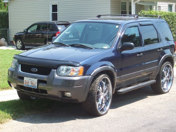 Stark23 2004 Ford Escape Specs Photos Modification Info