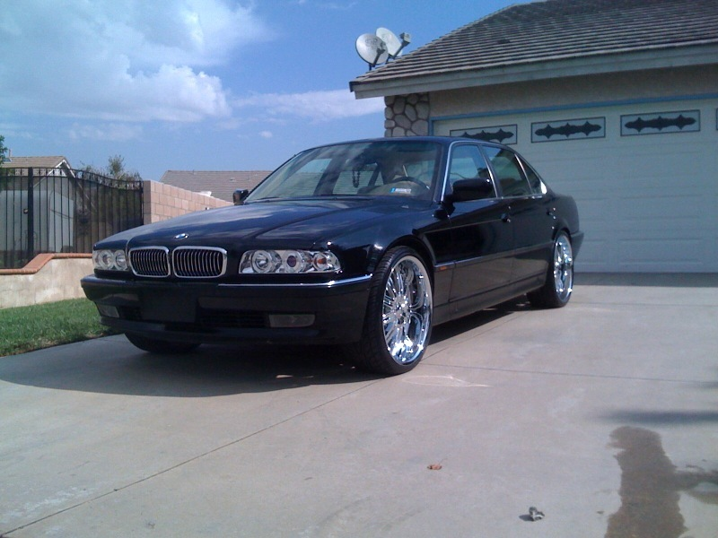Caliscrizle 2001 BMW 7 Series 31195250007 Large