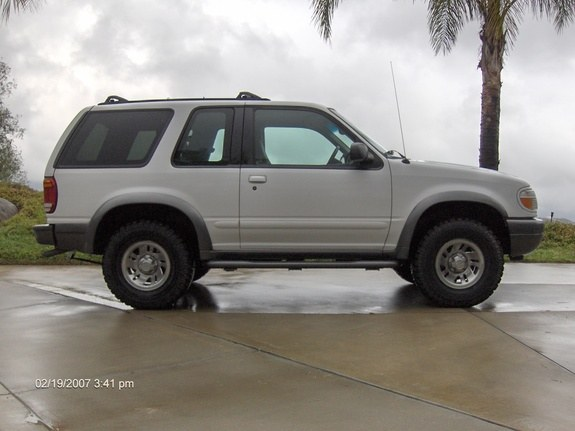 prsplayer 2000 ford explorer sport specs photos modification info at. Cars Review. Best American Auto & Cars Review