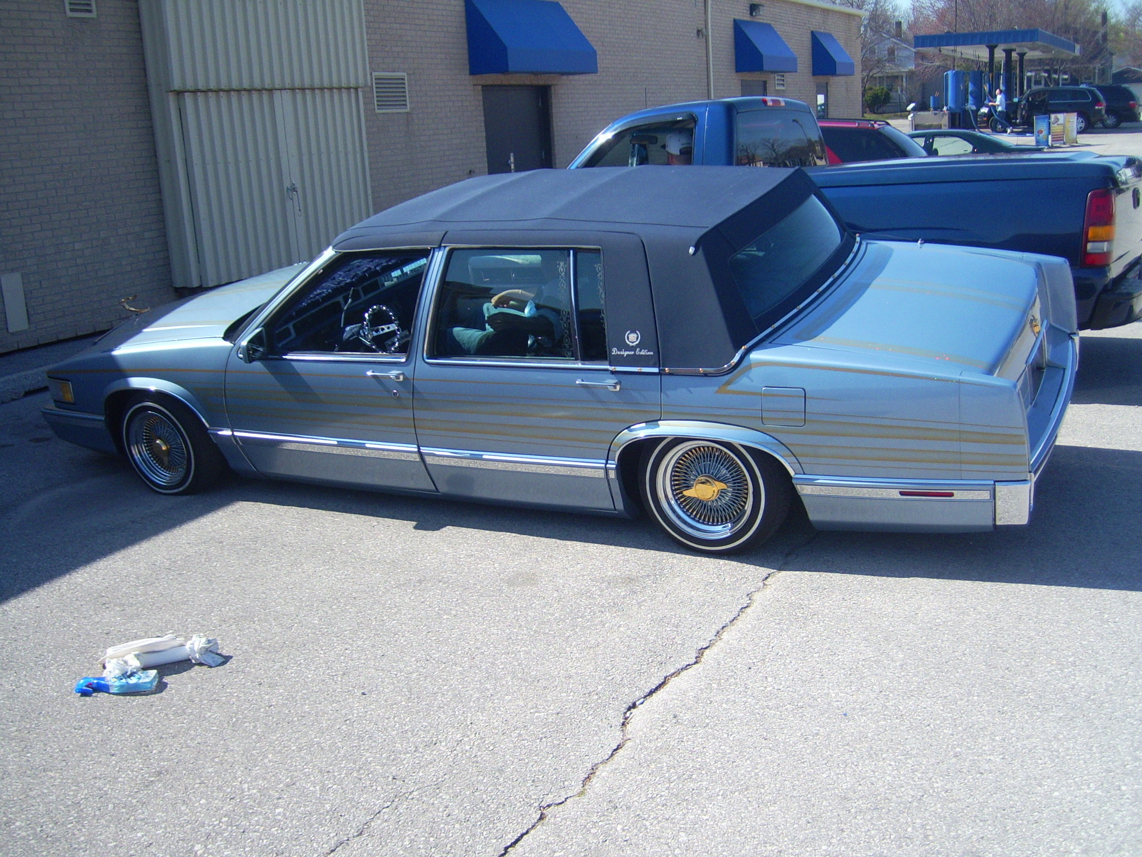 Another teppista 1991 Cadillac DeVille post... - 11811375