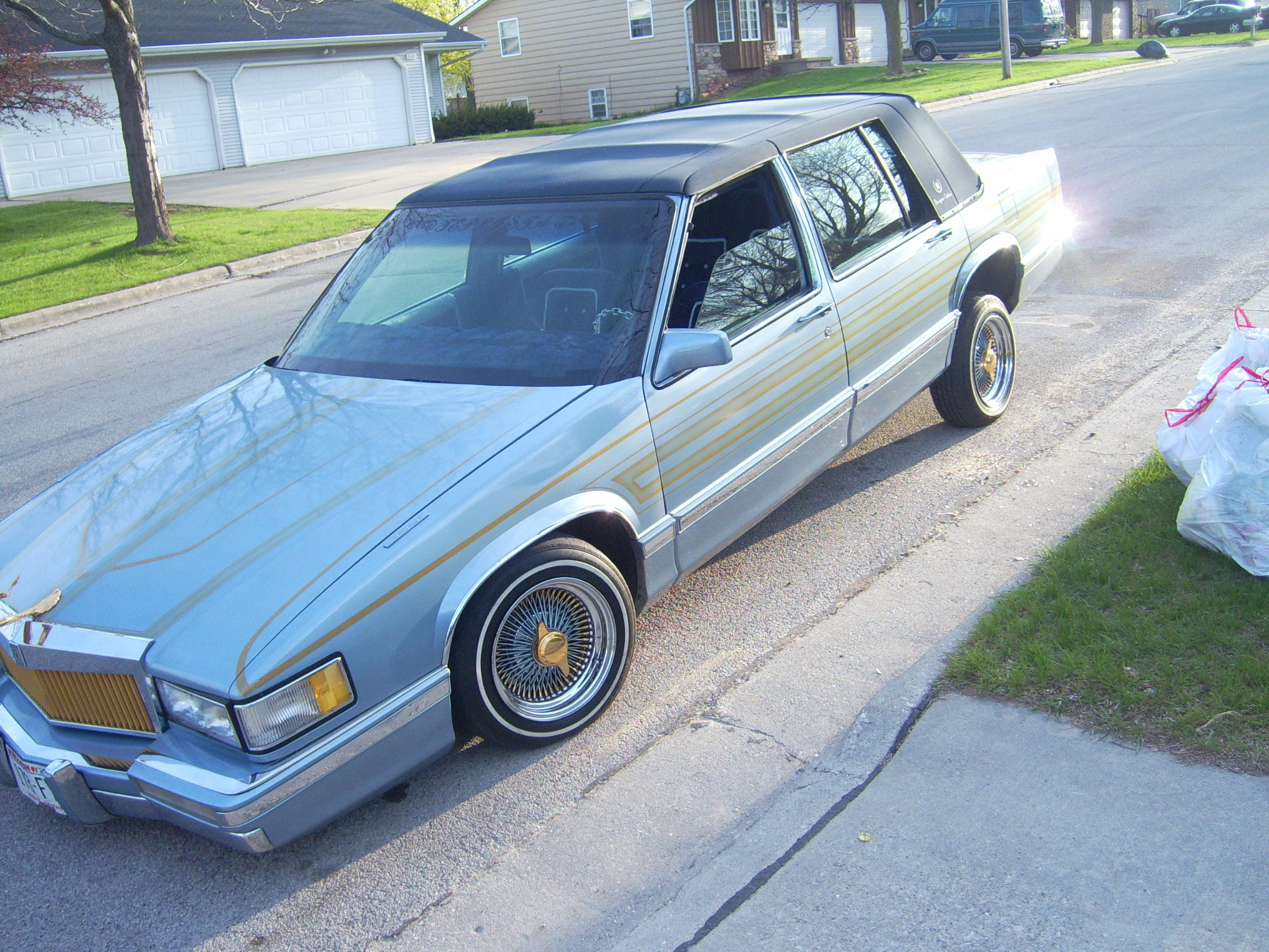 teppista 1991 cadillac deville specs photos modification. Cars Review. Best American Auto & Cars Review