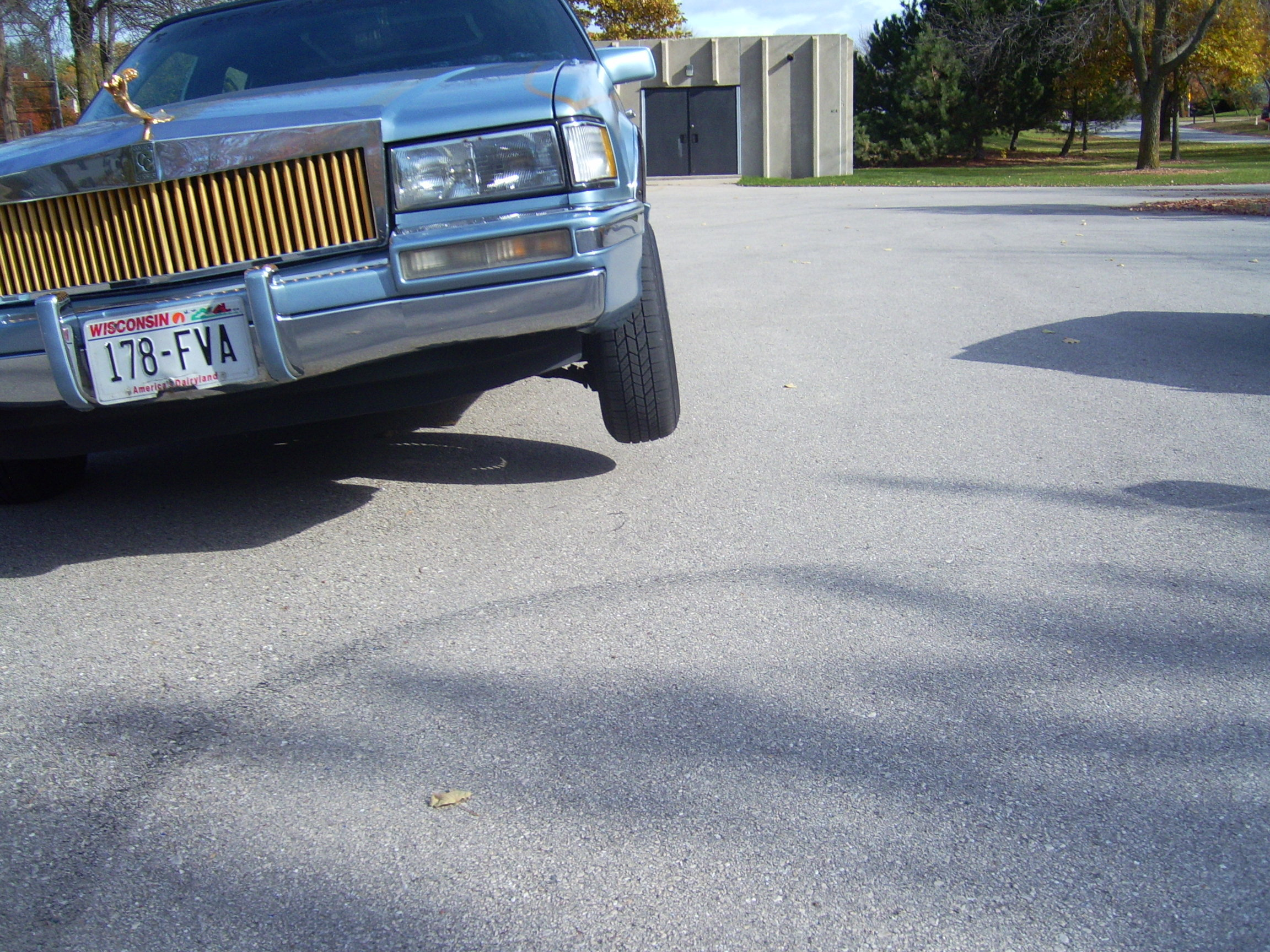 Another teppista 1991 Cadillac DeVille post... - 11811383