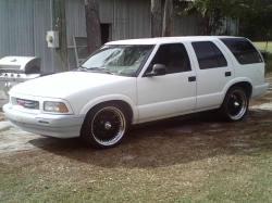 xiiRaMpiixs 1996 GMC Jimmy
