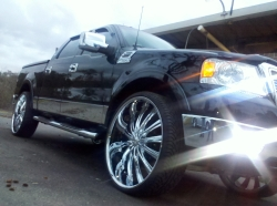 JUICE_BOXs 2008 Ford F150 SuperCrew Cab