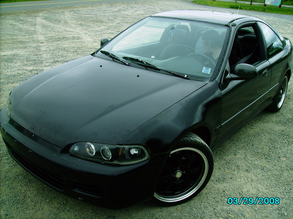 JDMWorld's 1995 Honda Civic