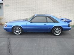 86StangChicks 1986 Ford Mustang