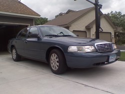 CrownVic26 2008 Ford Crown Victoria