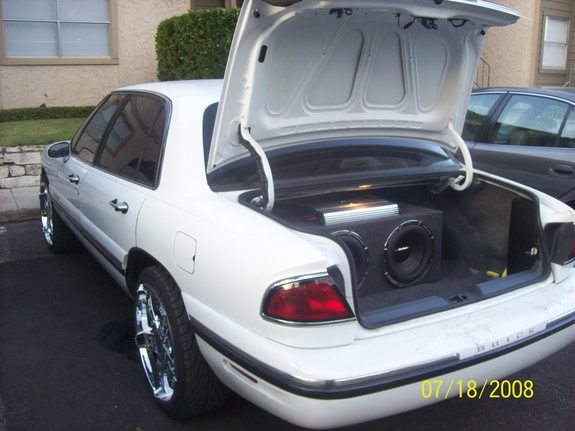 D Reezy 1997 Buick Lesabre Specs Photos Modification Info At Cardomain