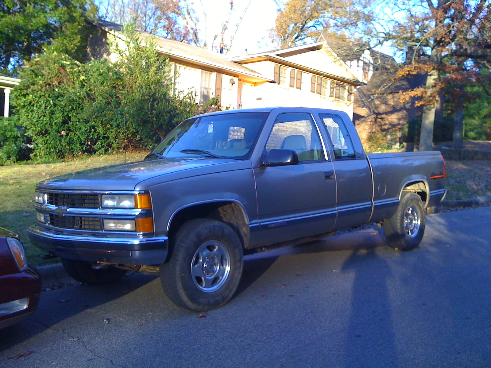Another K1500 1998 Chevrolet C/K Pick-Up post... - 11770497