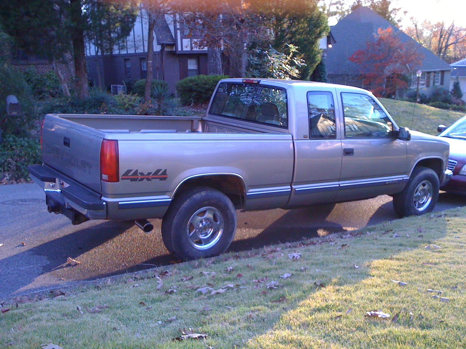 Another K1500 1998 Chevrolet C/K Pick-Up post... - 11770498