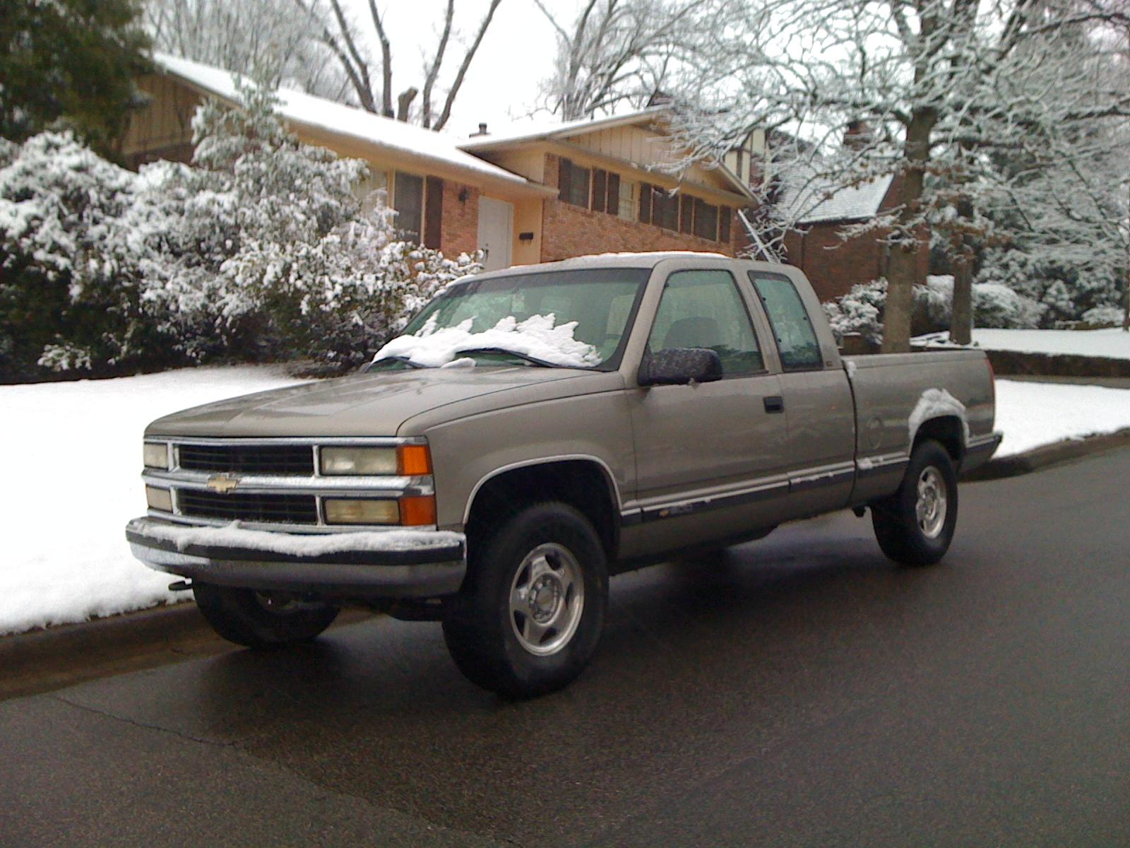 Another K1500 1998 Chevrolet C/K Pick-Up post... - 11770499