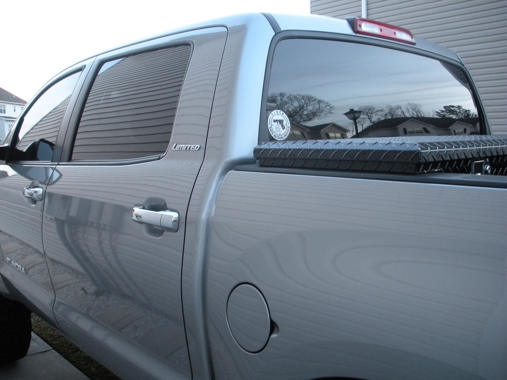 Another TheRealOG 2008 Toyota Tundra Access Cab post... - 11770060