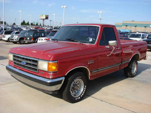 Shelby F150 For Sale >> Dolson_Ford 1990 Ford F150 Regular Cab's Photo Gallery at CarDomain