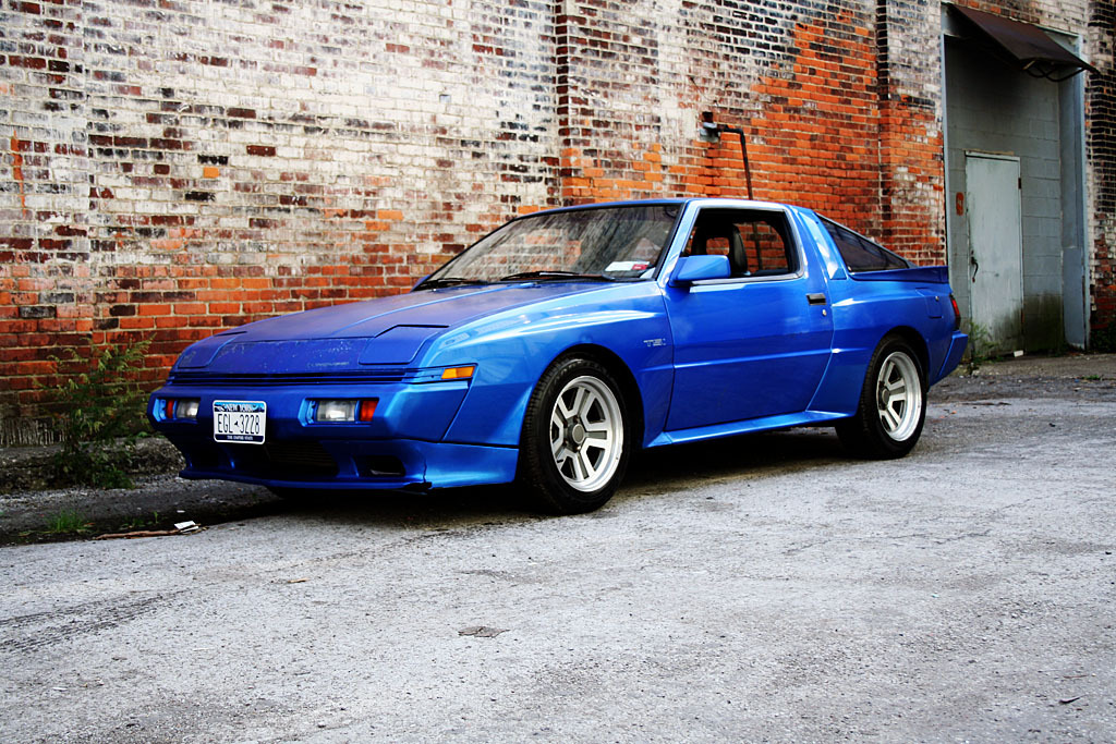 1988 Chrysler Conquest Tsi For Sale Or Trade: LogikFIVE 1988 Chrysler Conquest Specs, Photos