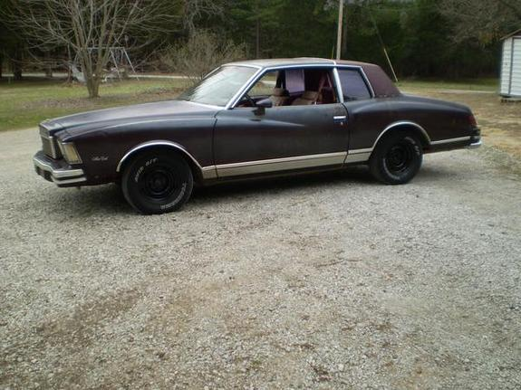 Another americanmonte78 1978 Chevrolet Monte Carlo post... - 11770463