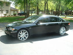 bigbmans 2005 BMW 7 Series