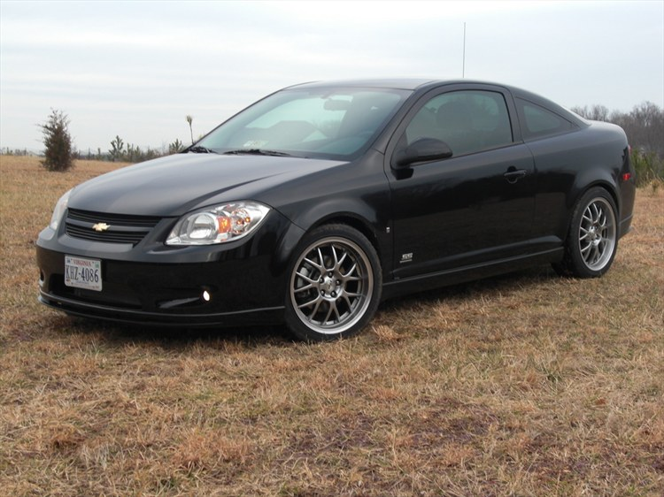 black ss sc 2007 chevrolet cobalt specs, photos, modification info chevrolet cobalt battery in trunk at Chevrolet Cobalt Black