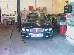 briddles1 2000 Rover 75